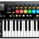 MIDI клавиатура AKAI PRO ADVANCE 25