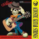Струны для акустической гитары Alice A-206