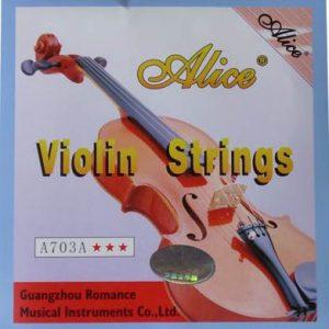 Cтруны для скрипки  ALICE  A-703A