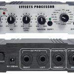 Процессор эффектов, вокальный, инструментальный