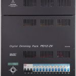 Блок диммерный цифровой IMLIGHT PD 12-2 (V)