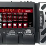 DIGITECH BP355 GUITAR MULTI-EFFECT PROCESSOR басовый процессор