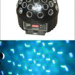 Световой эффект LED Jellyfish Black