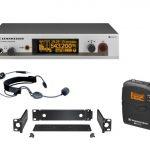 радиосистема с поясным передатчиком и головным микрофоном  SENNHEISER EW 352 G3-A-X: