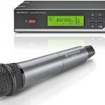 Радиомикрофон ручной кардиоидный  со стационарным приемником Sennheiser XSW 35