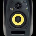 Активный 2-х полосный (Bi-Amp) 4-x дюймовый студийный монитор KRK VXT4W