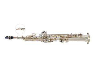 Саксофон-сопрано BbBRAHNER SS-701S