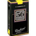 Vandoren Трость для кларнета Bb, CR-5035+ (№ 3-1/2+), серия 56 rue Lepic, упаковка 10 штук