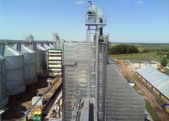 Оснащение производственных помещений и территории завода громкоговорящей связью на ОАО «Чишминское» зернохранилище