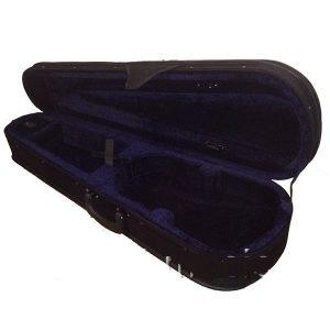 Кейс для скрипки облегченный, форма трапеция, суперпрочный,
