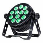 Светодиодный прожектор, PROCBET PAR LED 18-15 RGBWA+UV