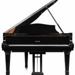 Акустический рояль Becker CBGP-150PB-2 рояль, черный полированный